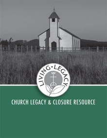 Church Legacy and Closure Resource Cover